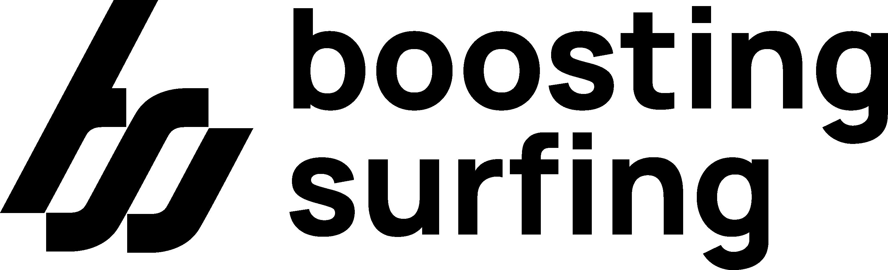 Boosting Surfing logo