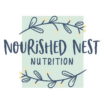 Nourished Nest Nutrition Logo