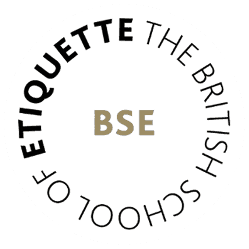The British School of Etiquette logo