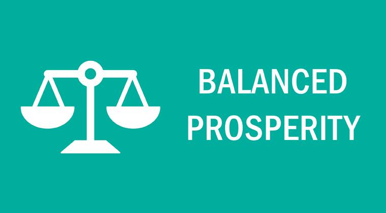 Balanced Prosperity