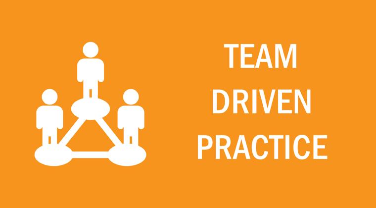 Team Driven Practice