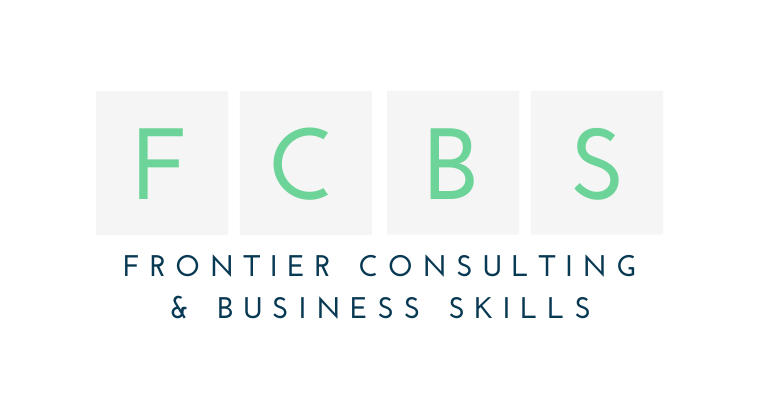 FCBS frontier consulting and business skills logo