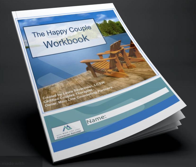 Happy Couple Workbook