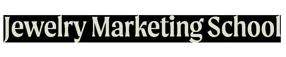 Jewelry Marketing School Logo