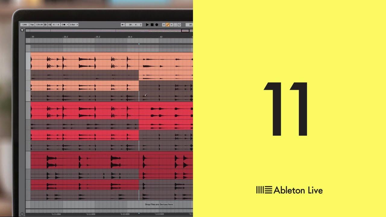 Ableton 11 Suite