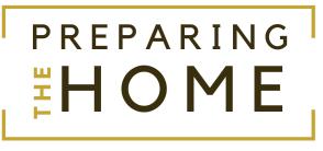Preparing the Home Logo