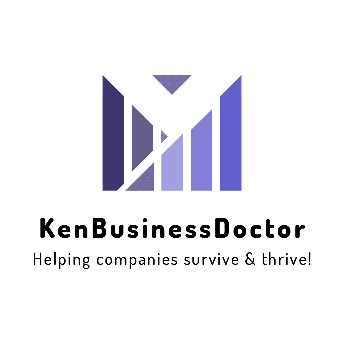 KenBusinessDoctor logo