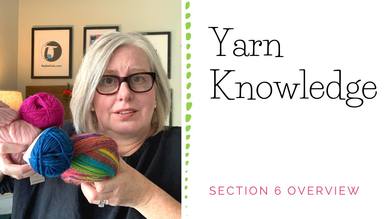 Yarn Knowledge