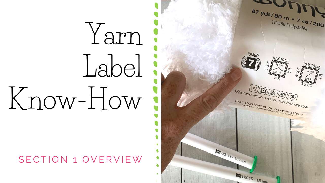 Yarn Label Know-How