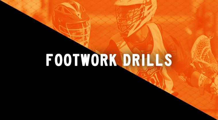 Boys Footwork Drills