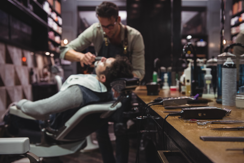 Curso barbería coordinada