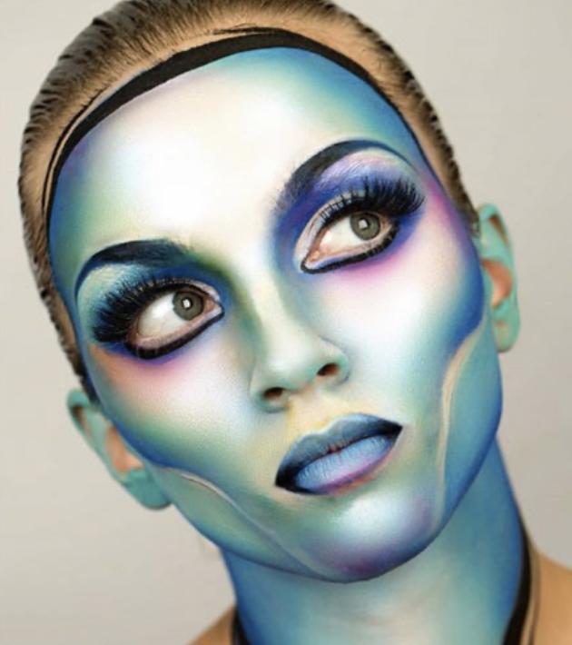 Curso maquillaje fantasía