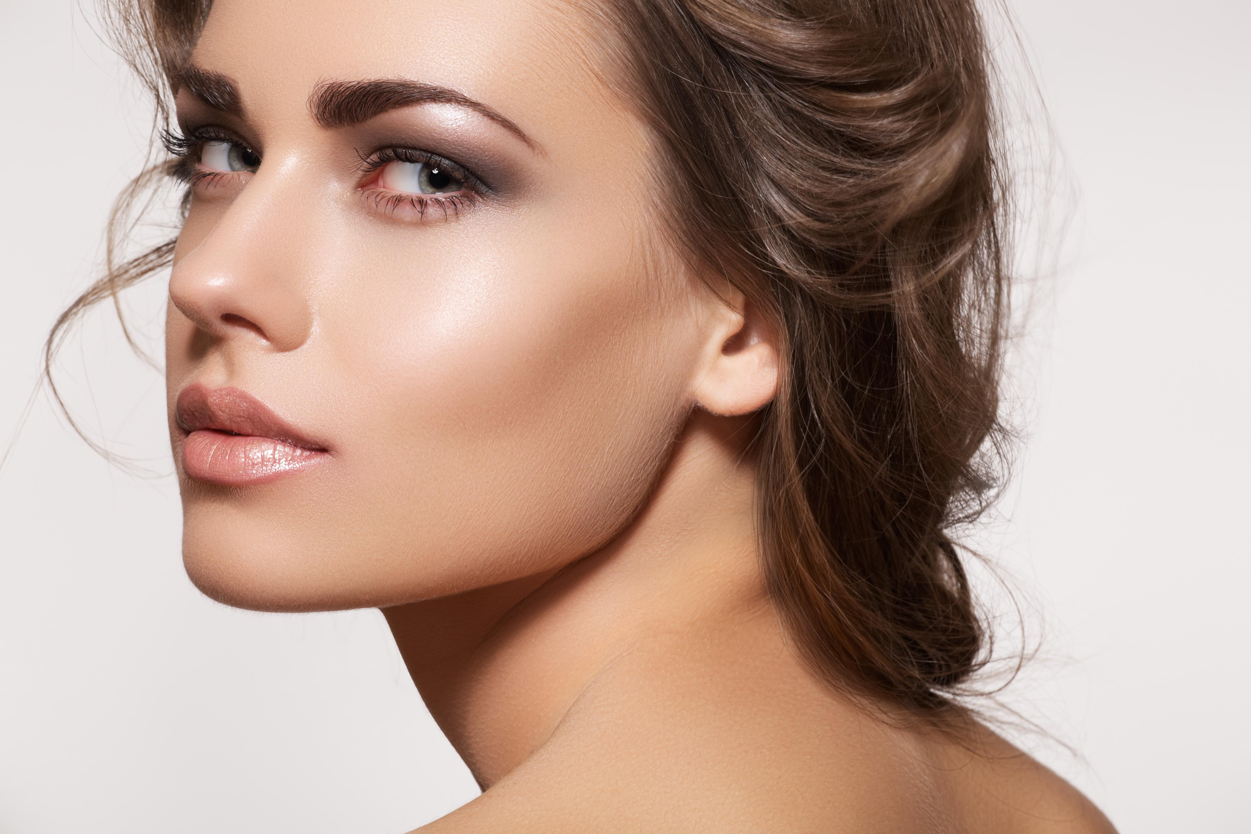 curso maquillaje nude o efecto cara lavada