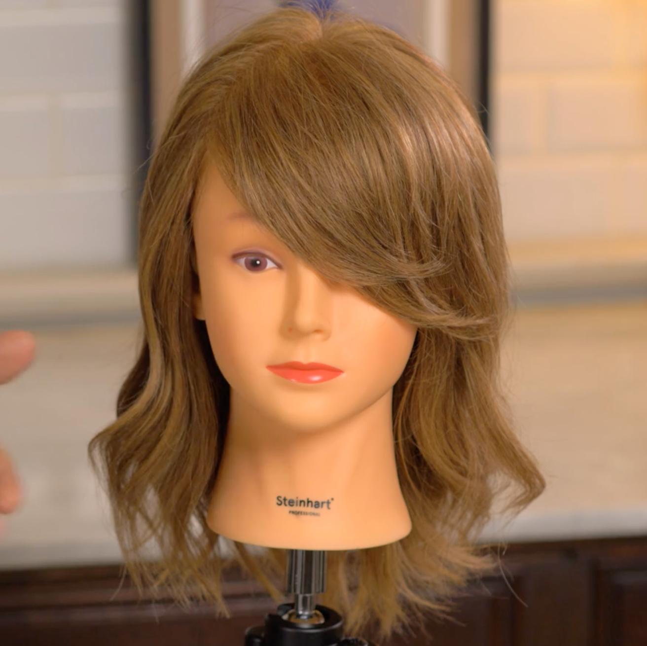 Curso peluquería flequillos
