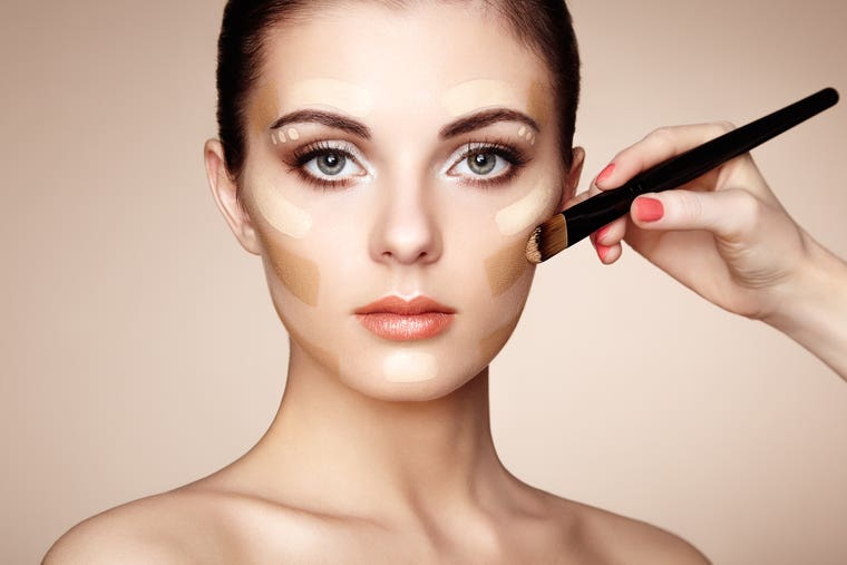 Curso maquillaje belleza contouring