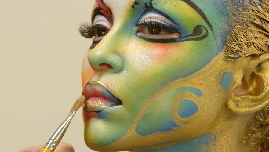 Curso maquillaje artístico