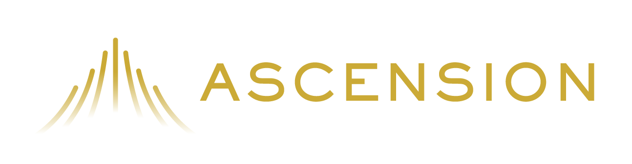 A link to Ascension's homepage