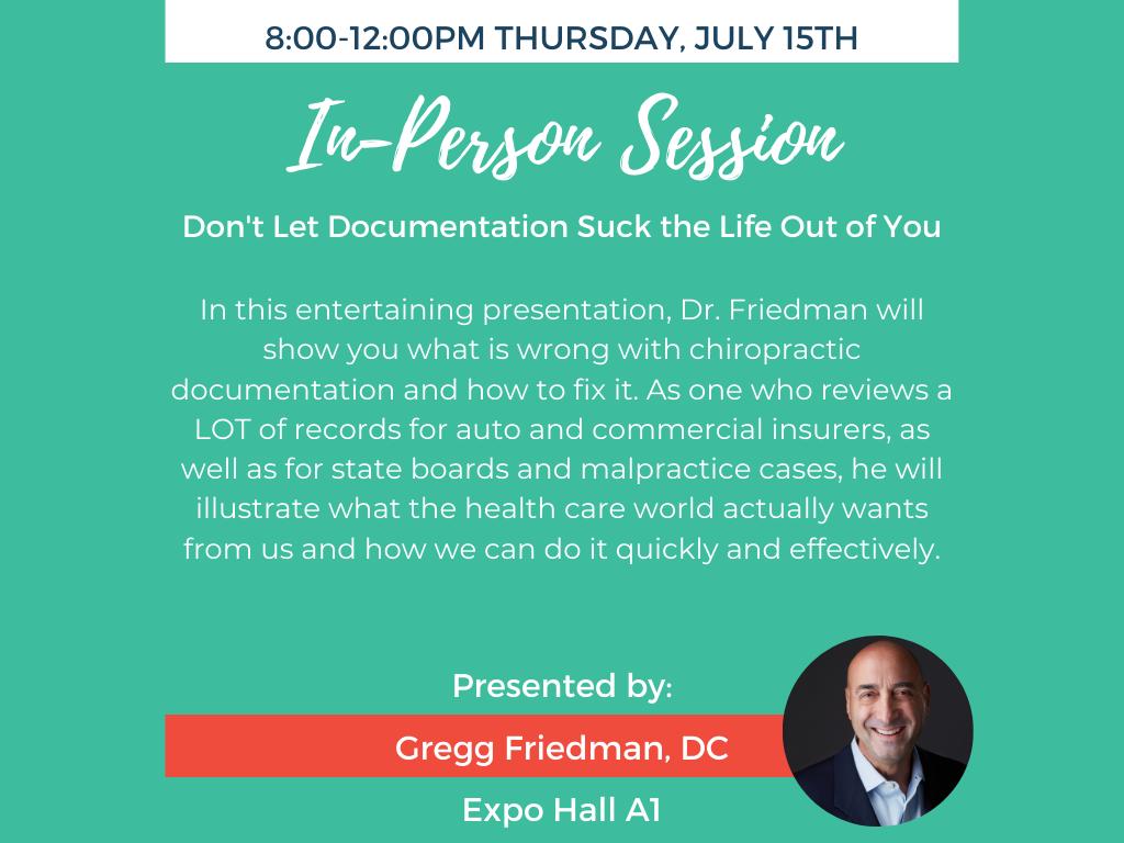 Friedman-Documentation