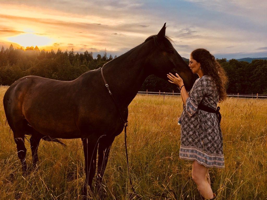 Alissa Mayer, Certified Equine Hanna Somatics Educator