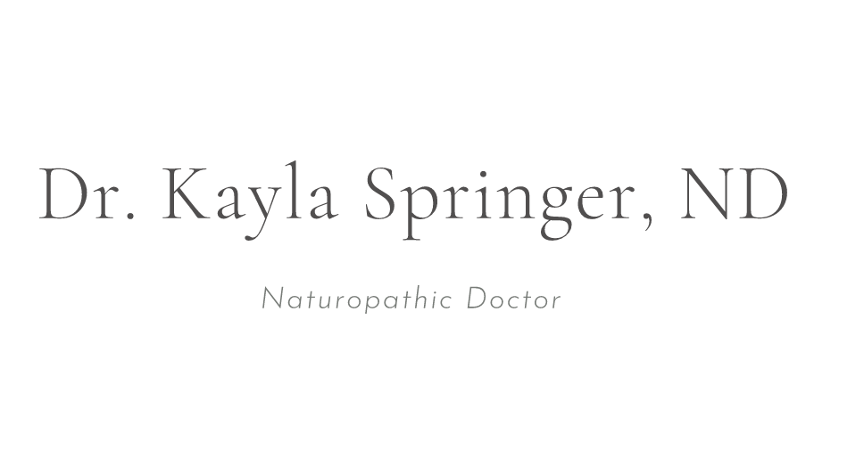 WWW.drkaylaspringer.com