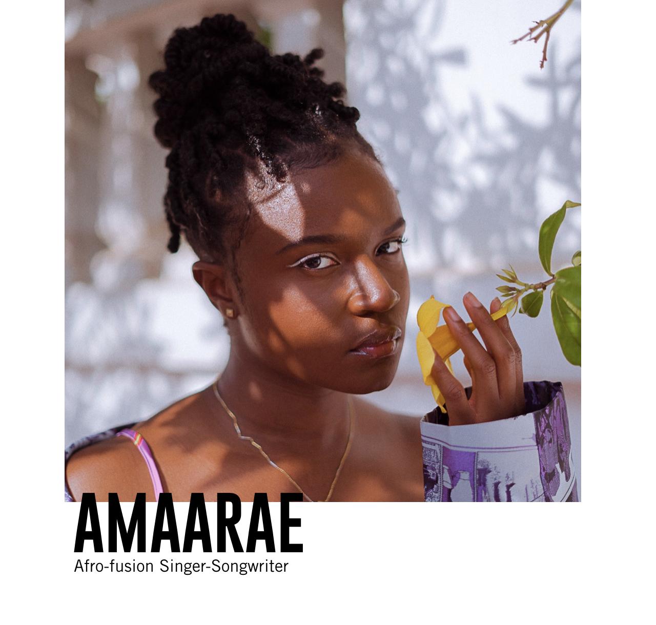 Amaarae