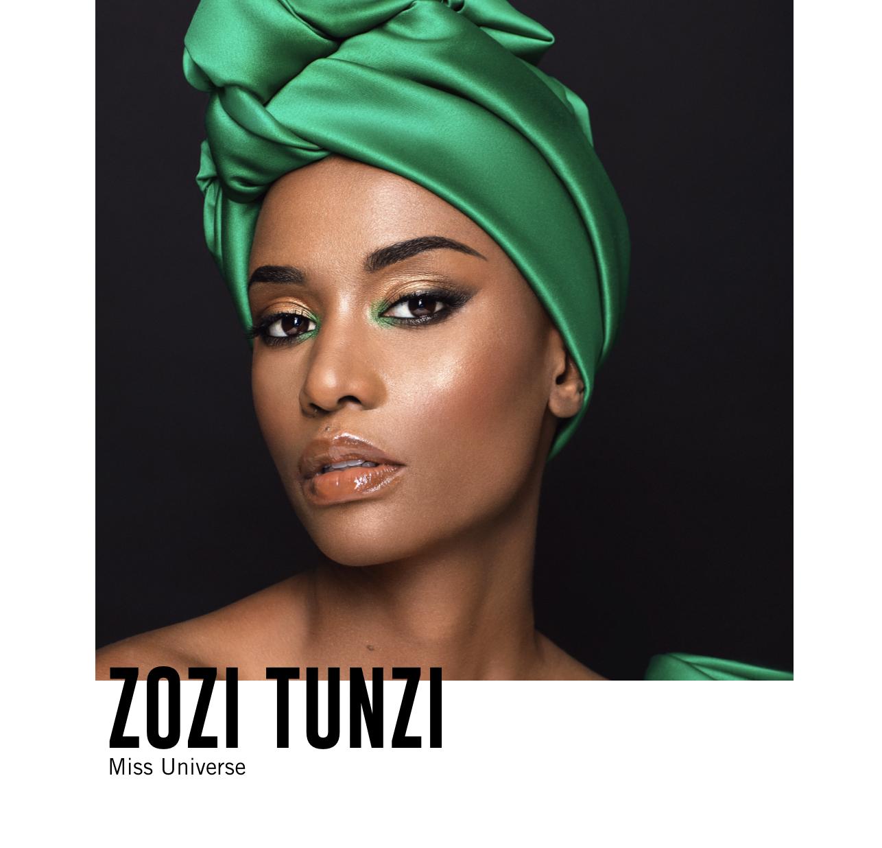 Zozi Tunzi