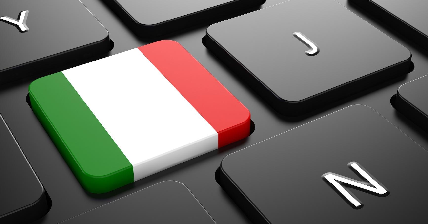 CORSI IN ITALIANO