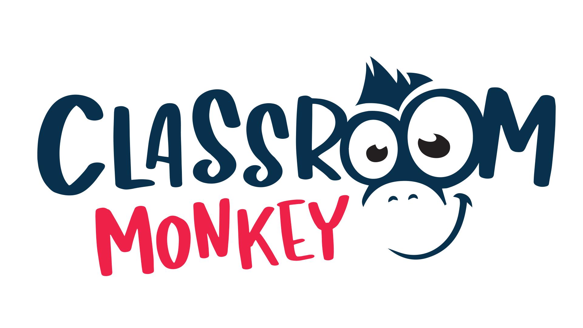 Classroom Monkey Logo