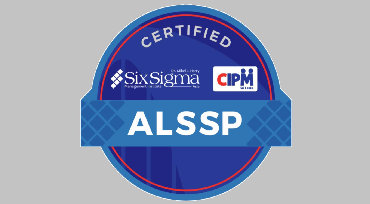 SSMI® CIPM® ALSSP for HRM