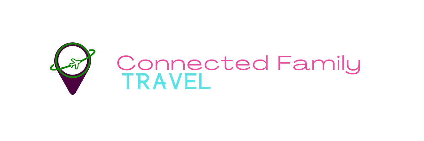logo connected family travel