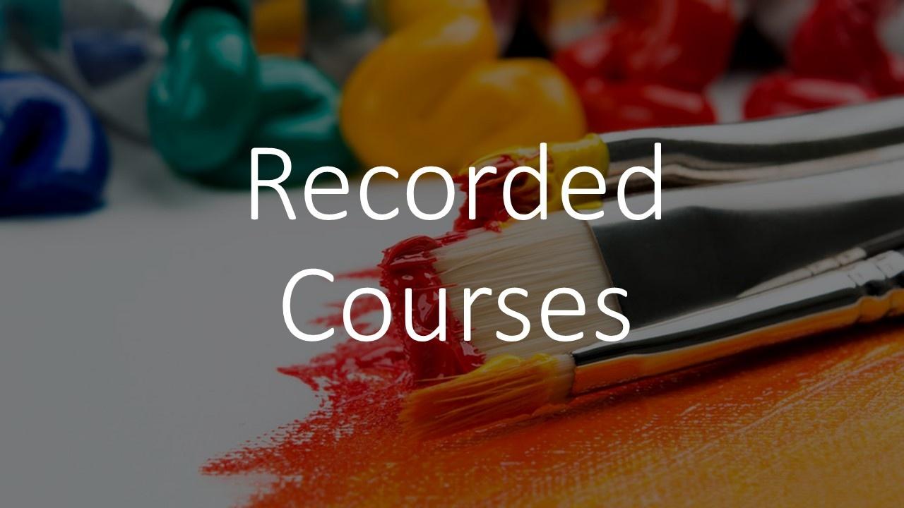 Recorded Classes