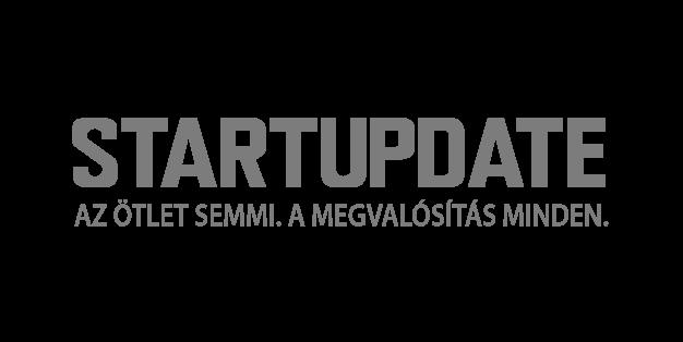 Startupdate logo - Digitális marketing képzés a 7Digits Academy oldalán - logo