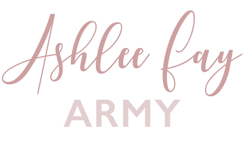 Ashlee Fay Army Membership Coming Soon