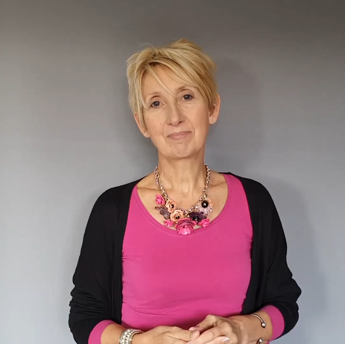 Helen Goodwin, trainer, who will take you through this course in a series of narratives, videos and demonstrations