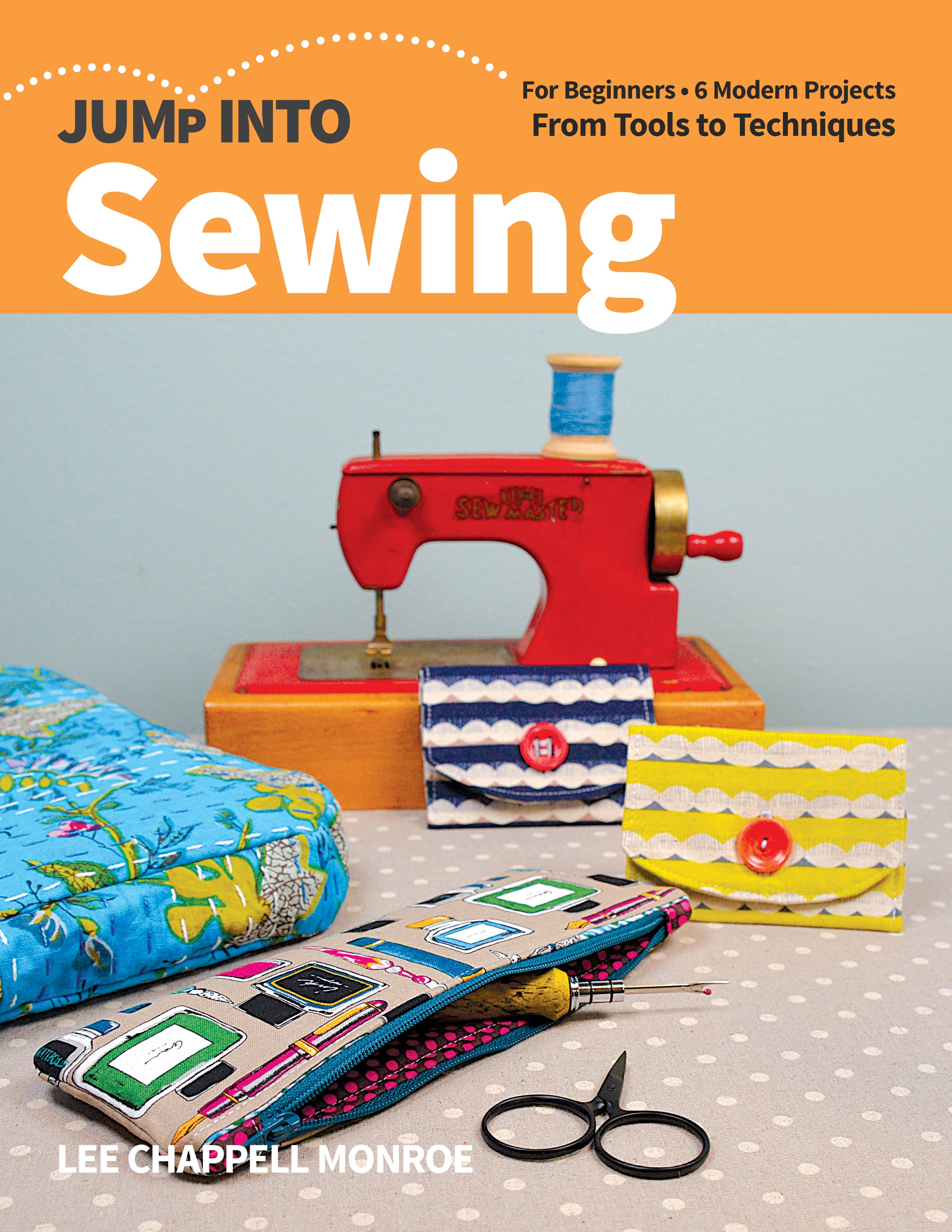 Cover of Jump Into Sewing