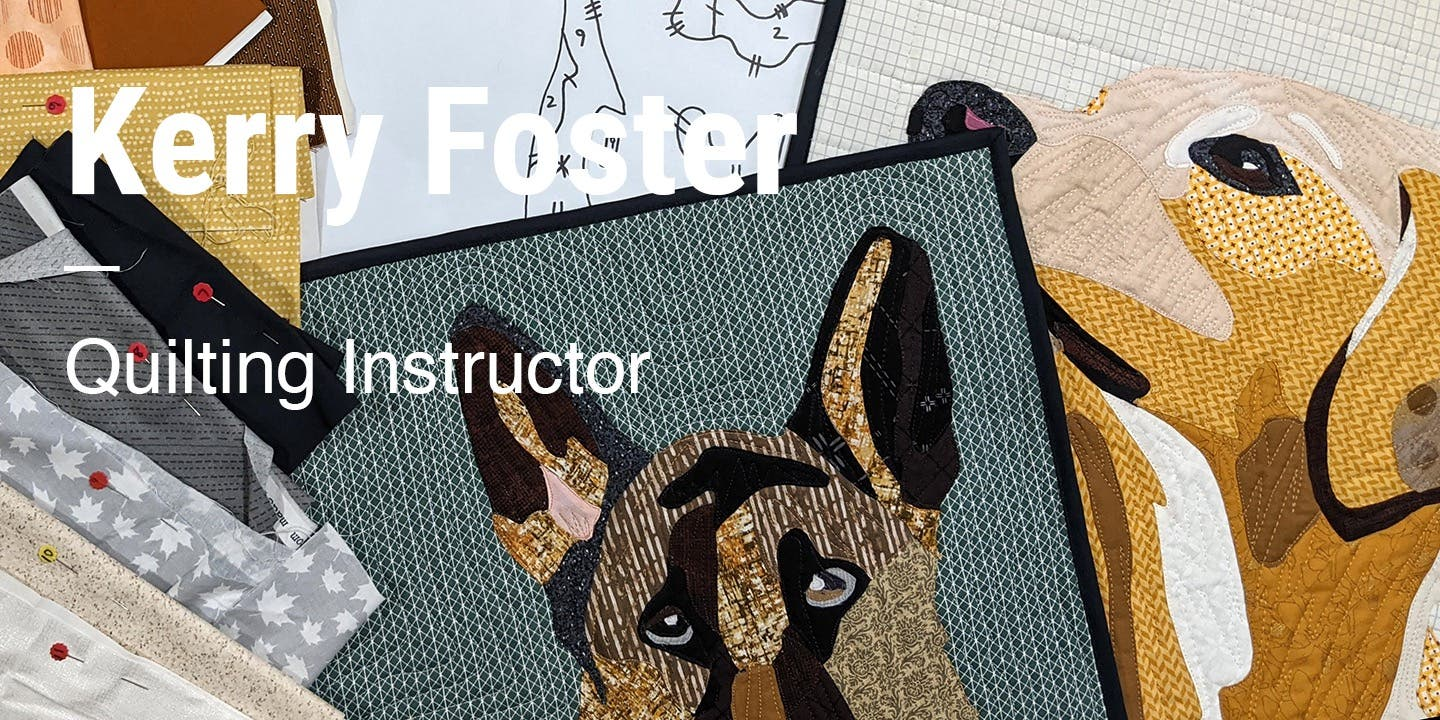 Kerry Foster Quilting Instructor