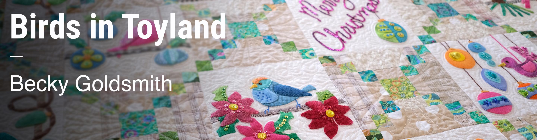 Birds in Toyland Becky Goldsmith