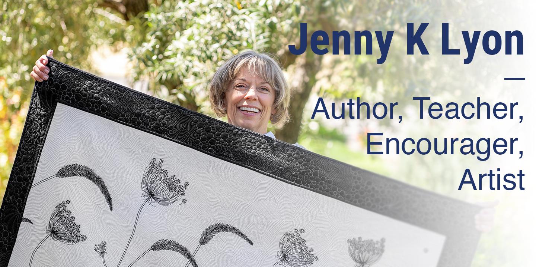 Jenny K Lyon Author, Teacher, Encourager, Artist