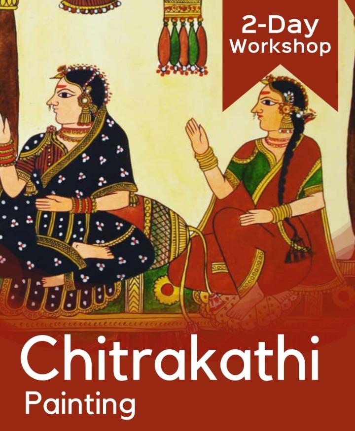 Chitrakathi Painting