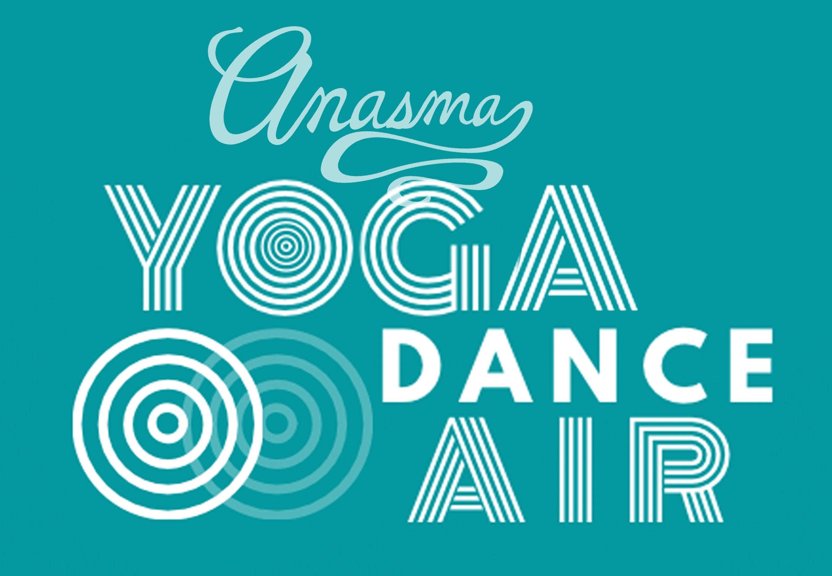 Logo Anasma Yoga Dance Air