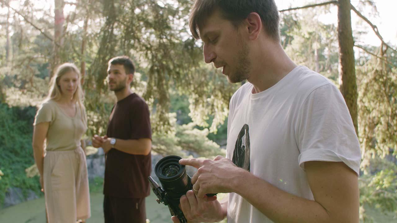 Behind the scenes of Kaco Films