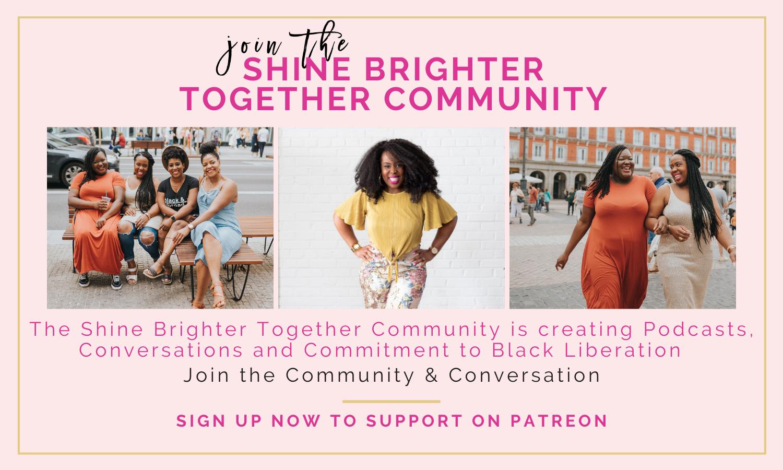 Shine Bright Together Community
