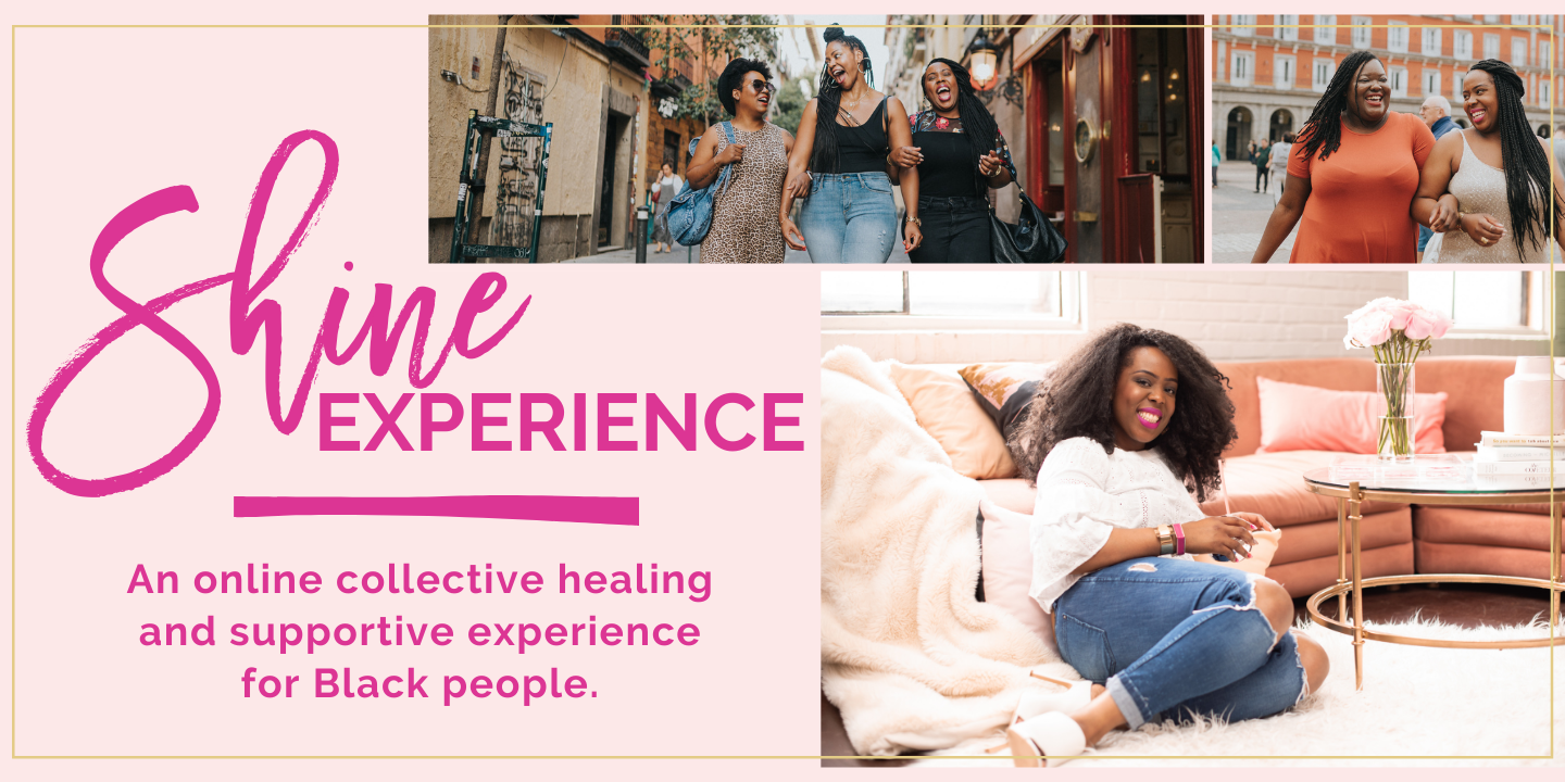 Shine Experience Banner