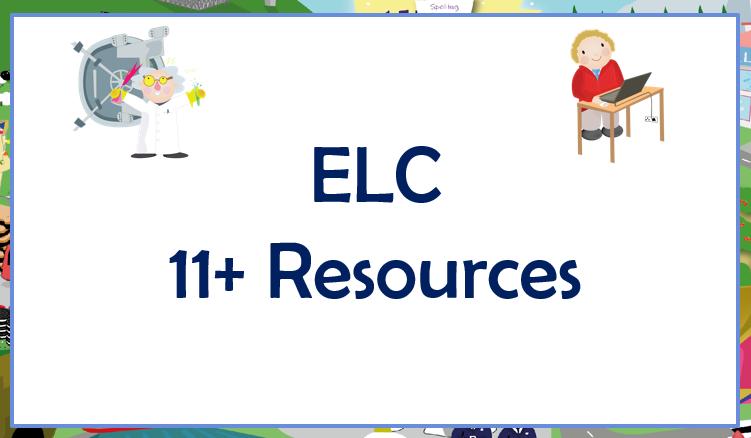 ELC 11+ Courses
