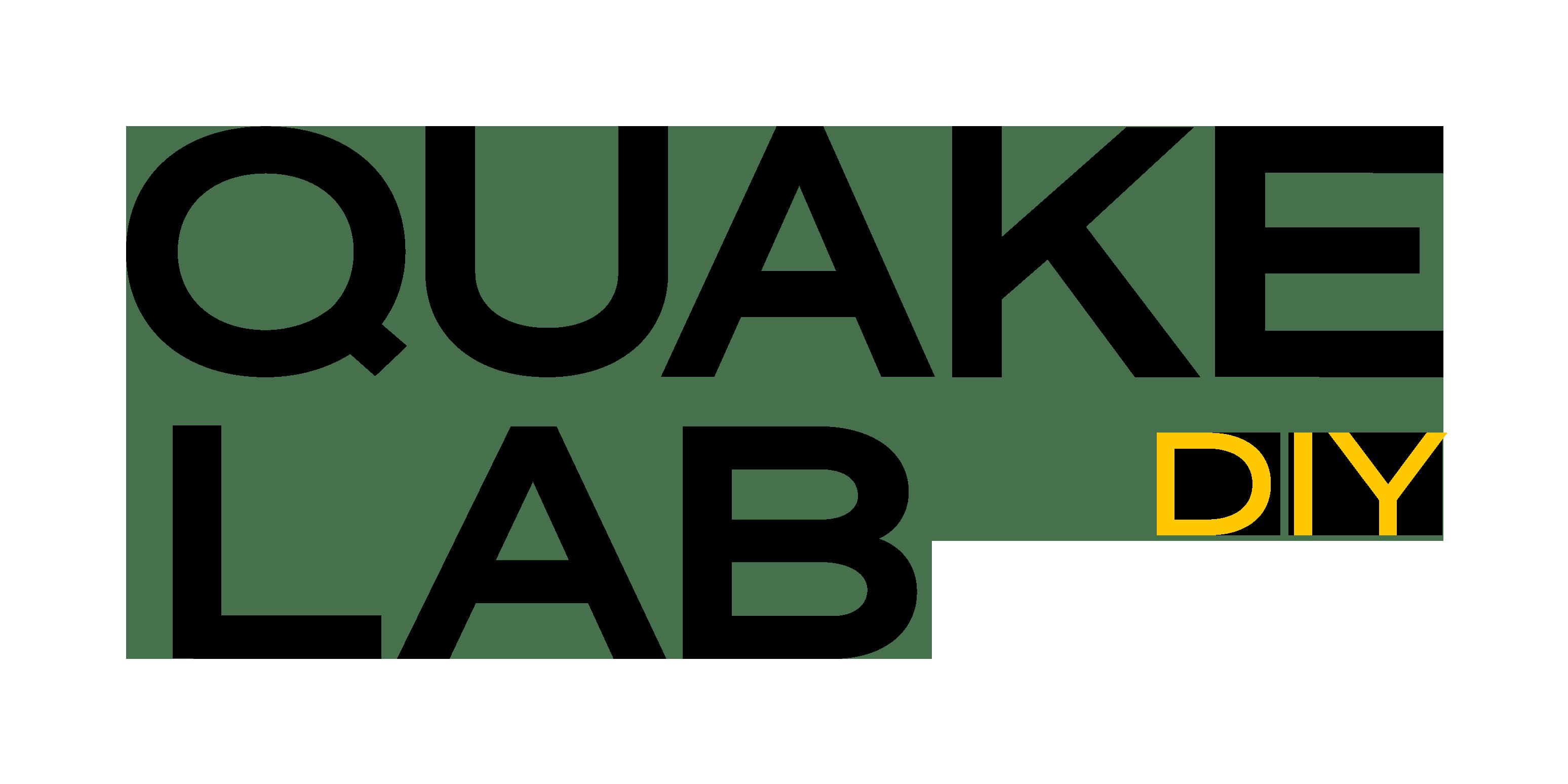QuakeLab Logo: Click to go home