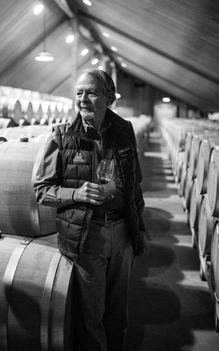 Paul Draper, Ridge Vineyards