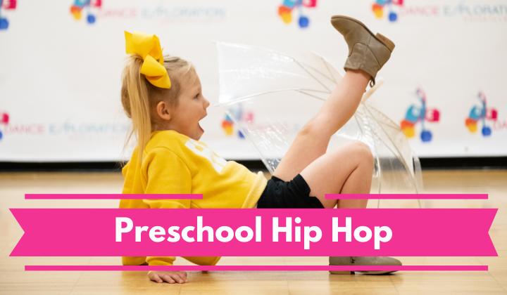 Preschool Hip Hop