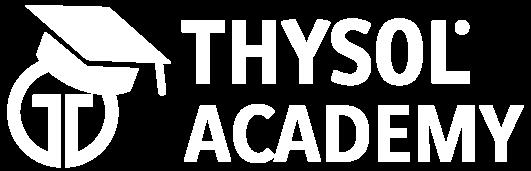 THYSOL Academy logo