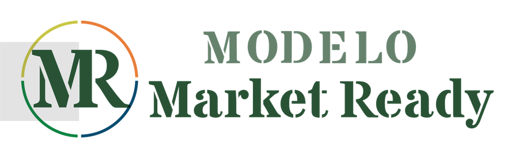 market ready model logo