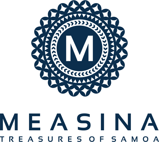 Measina Treasures of Samoa Logo